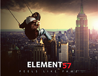 ELEMENT57 - FEELS LIKE FAME