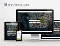 TF Cornerstone Real Estate Website
