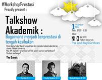 Poster for Workshop Prestasi