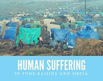 Human Suffering in Fund-Raising and Media