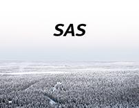 SAS - Corporate Design Concept