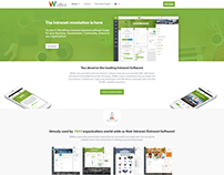 WOFFICE - WordPress Website Template Design.