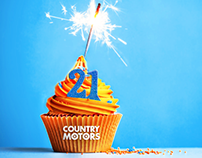 Aniversario Country Motors