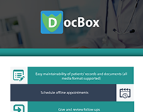 DocBox pamphlet