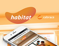 Habitat Cebrace Site Mobile