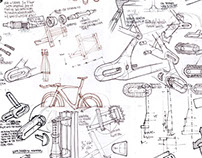 Bicycle Sketchs