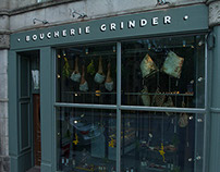 Boucherie Grinder