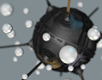 Particle Shake