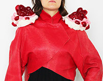 Red Granate Jacket