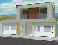 Social Housing - Antônio Dias - Perseverance