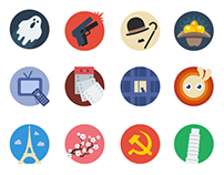 Badges For Kinorium.ru