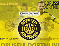 BVB FC Product Poster
