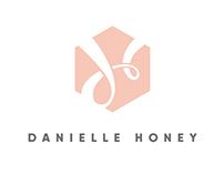 Danielle Honey branding