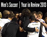 2013 University of Delaware Men's Soccer Year in Review