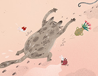 Illustrations for a Children Book