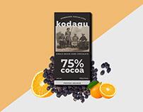 Kodagu Chocolate Branding