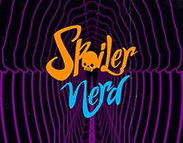 Spoiler Nerd | Visual Identity