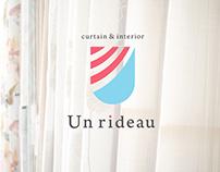Unrideau / CI design