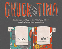 Chuck and Tina by Chad Conine