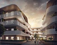 Karrliljan Residential Building
