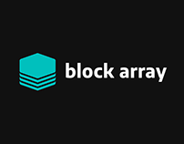 Block Array Branding & Website Design