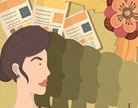 Illustrations for LGA Calendar 2016