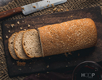Submarine Bread Photography