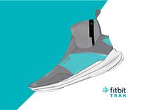 FitBit TRAK | Concept Footwear