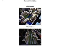 Ciudad II -Análisis de densidades y reseña.