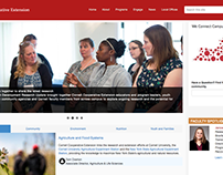 Cornell University Cooperative Extension - Website