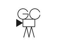GIULIA C.MASSIGNAN videomaker LOGO DESIGN