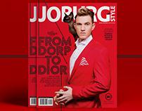 Joburg Style Cover Stars