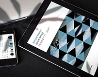 Smart Annual Report Ebook Layouts