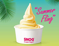 Snog-Frozen Yogurt