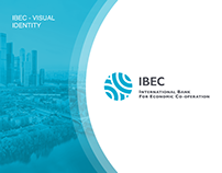 IBEC visual identity