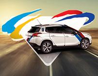 Peugeot   World Tour Website