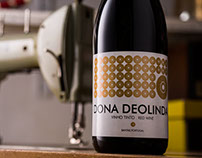 Dona Deolinda || Wine Packaging Design