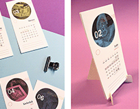 UW calendar design