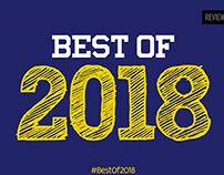 Year In Review BestOf2018