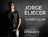 Curriculum Vitae - Jorge Eliécer Muñoz Herrera