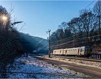 Bahnbilder Januar 2019