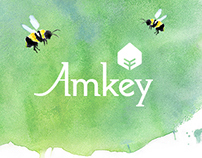 Amkey Responsive Website