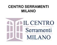 Centro Serramenti Milano - Presentazione Logo