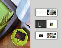 Brand Identity for a new Interior Design Company