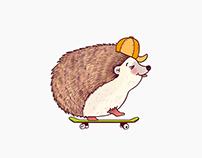 The Hedgehog Series