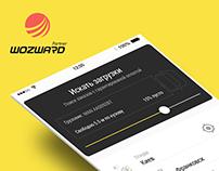 Mobile app Wozward