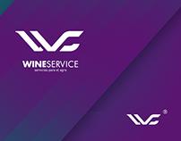 Wine Service - Branding