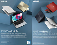 ASUS VIVOBOOK 2017 key visual