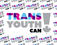 Trans Youth Can! - Logo Development