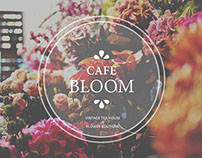 Branding: Cafe Bloom